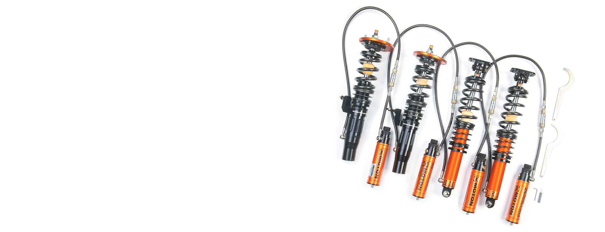 MOTON suspension - Suspension for Champions